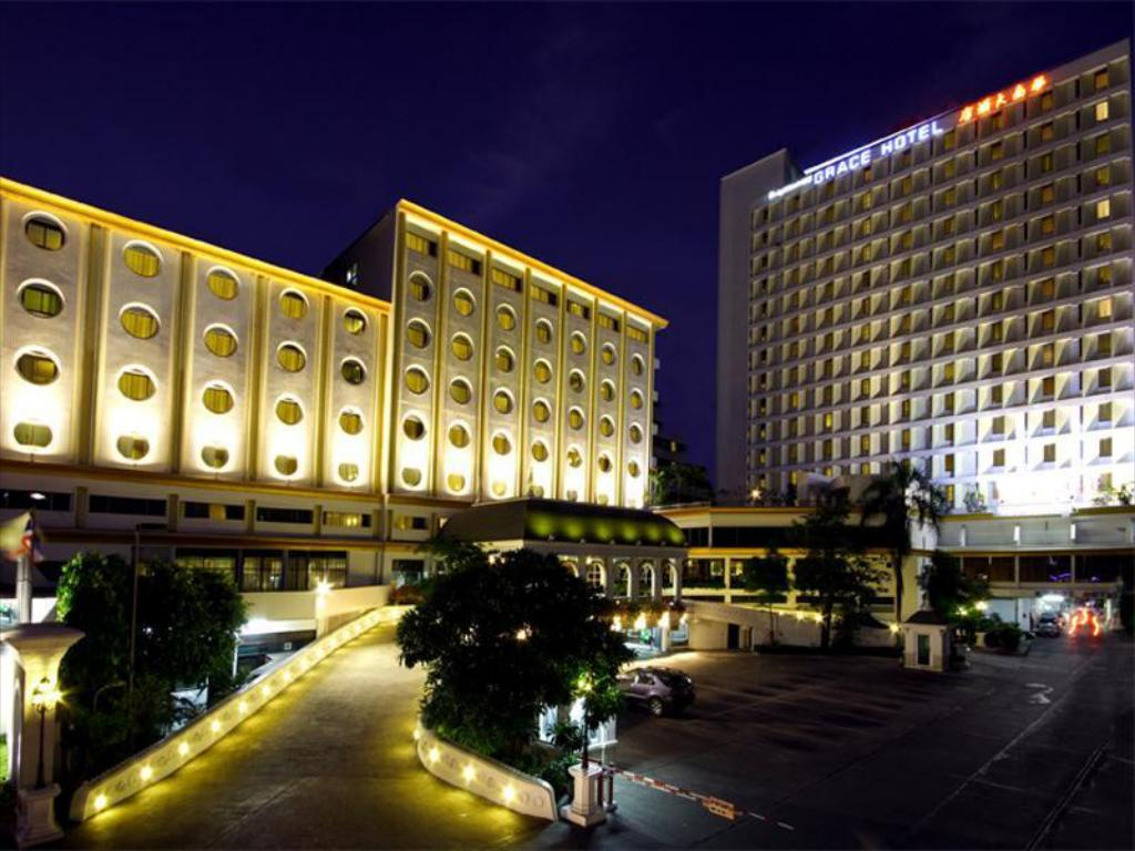 Grace Hotel Bangkok in Thailand - Room Deals, Photos & Reviews