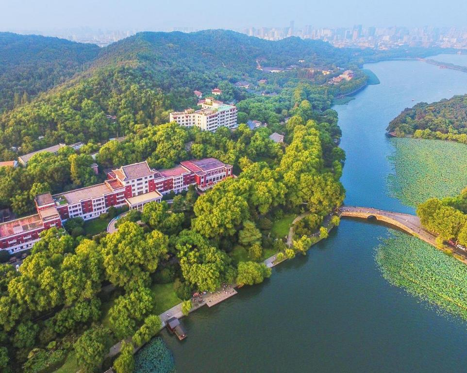 杭州香格里拉飯店Shangri-La Hotel Hangzhou