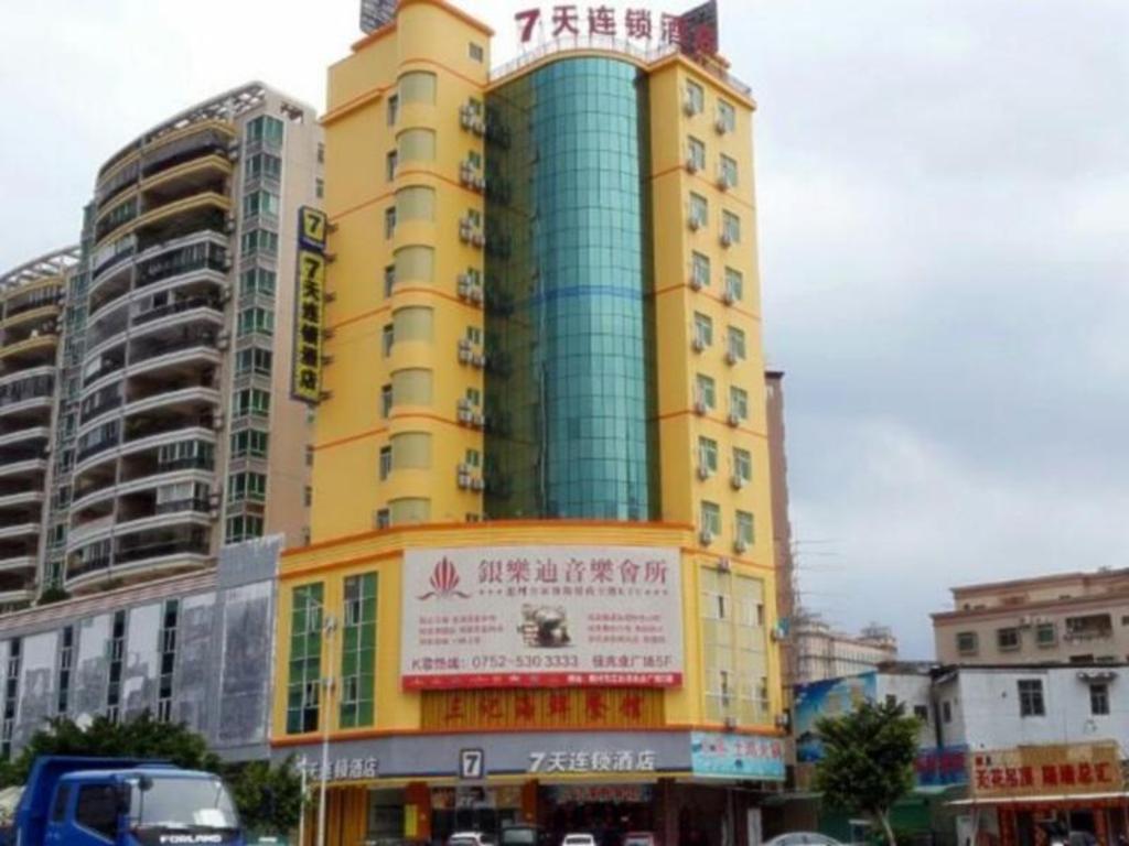 7 Days Inn Huizhou North River Jiazhaoye Centre Branch In China