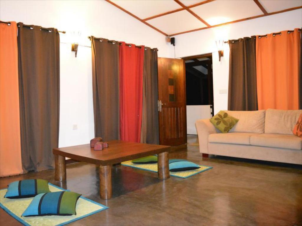 Interior view Explore Kandyan Homestay