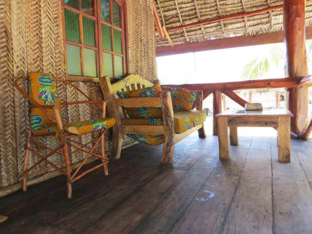 terraza Pemba First Eco Lodge