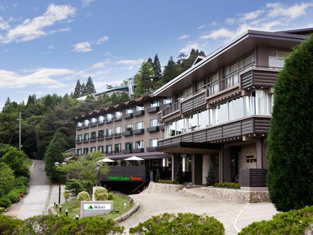 Grand Hotel Rokko Skyvilla Kobe, Nhật Bản: Agoda com có giá