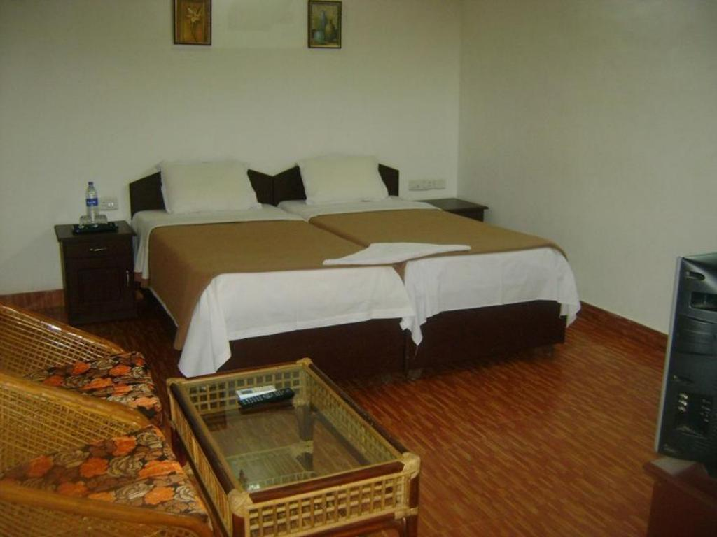 Quarto Deluxe Sunny Days Homestay Alleppey