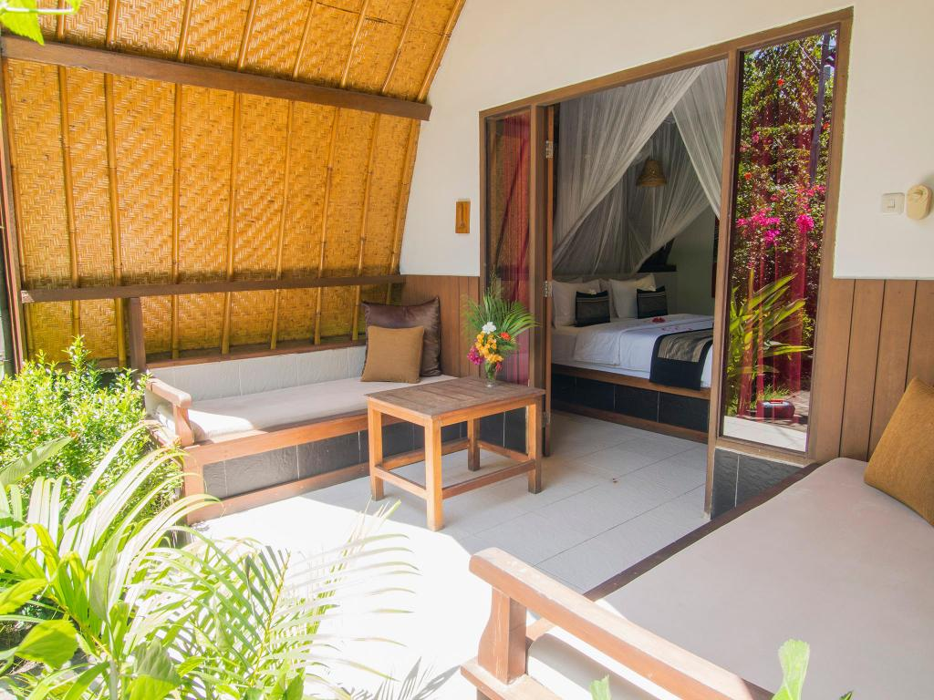 Balkon Chill Out Bungalows