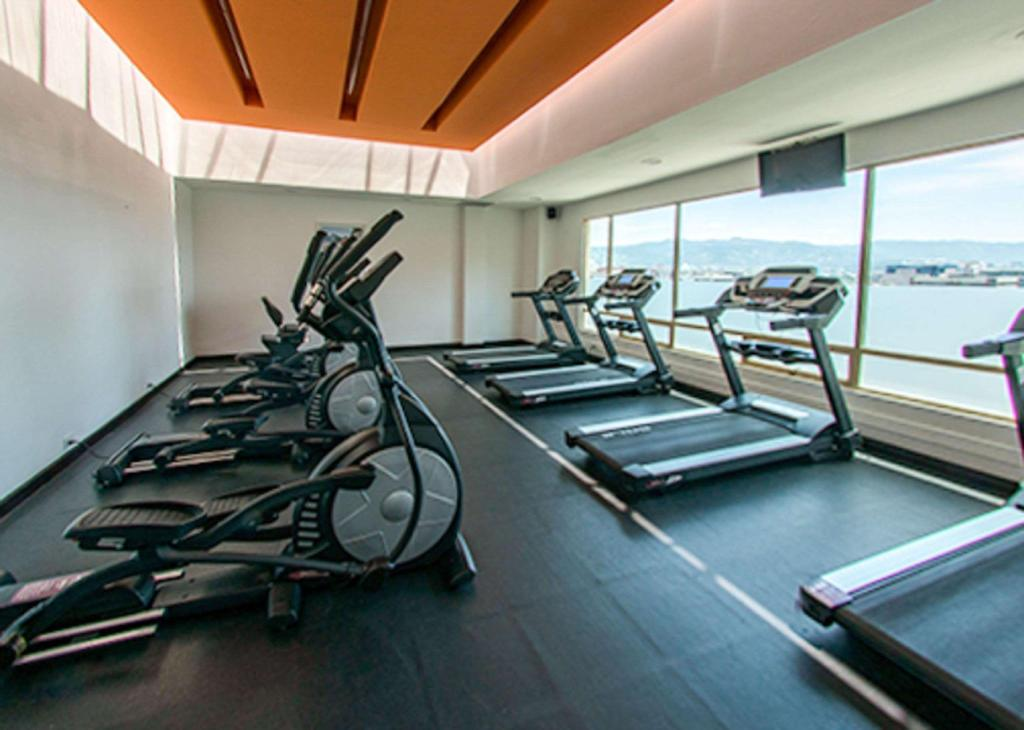 Fitness center Clarion Suites Guatemala City