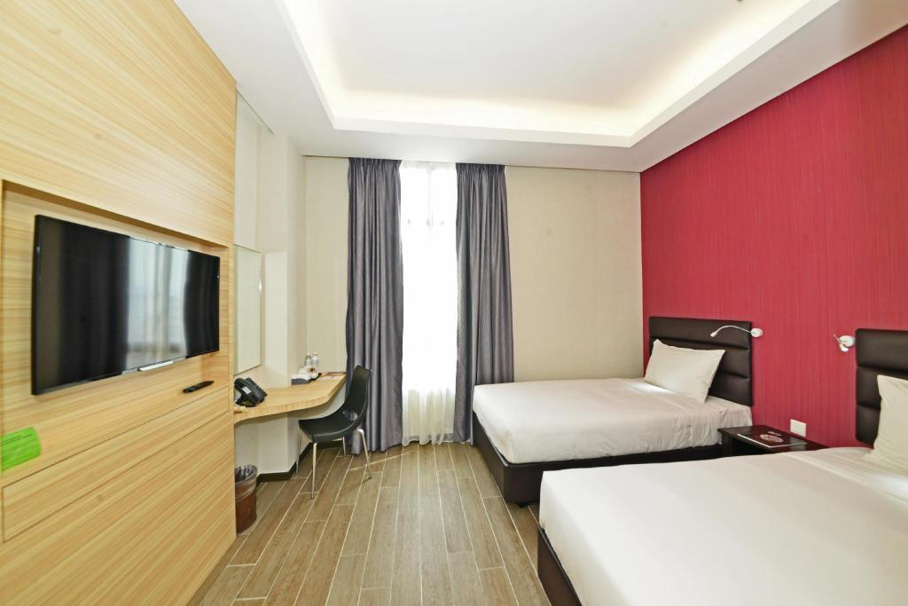 Superior Twin - Bed Cititel Express Ipoh