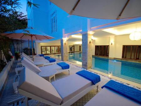 Swimming pool Lantana Hoi An Boutique Hotel