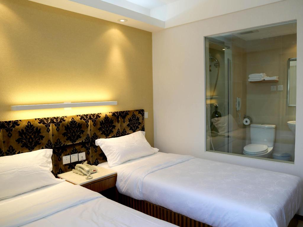 Standard Twin - Bed Asia Boutique Inn