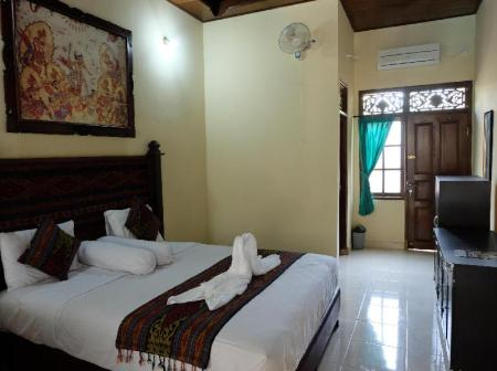 Kamar Superior Graha Purwaka Cottage