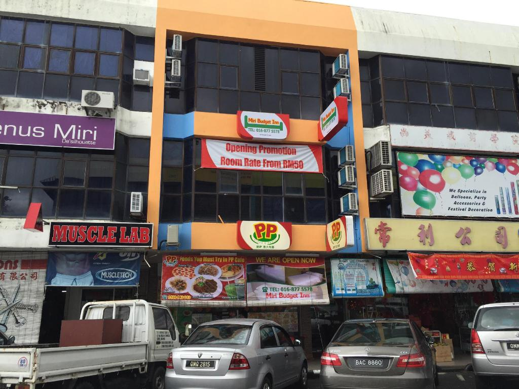 More about Miri Budget Inn