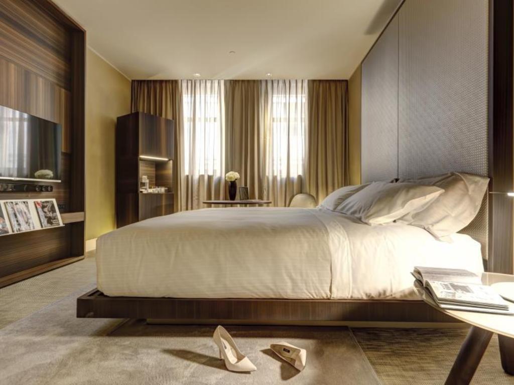 Me Milan Il Duca Hotel In Italy Room Deals Photos Reviews