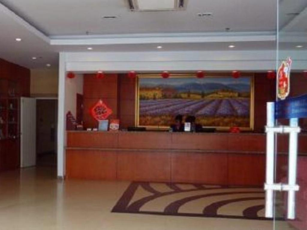 Vestíbul Hanting Hotel Changzhou South Street Branch