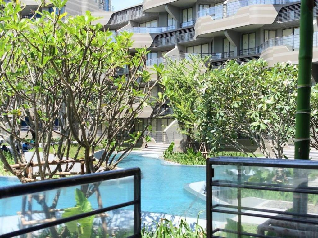 ระเบียง/ชานเรือน Baan San Ngam Japanese Style Pool Access By Remember Trip