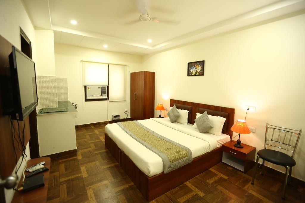 Deluxe Room, 1 Double Bed, City View, Executive Level