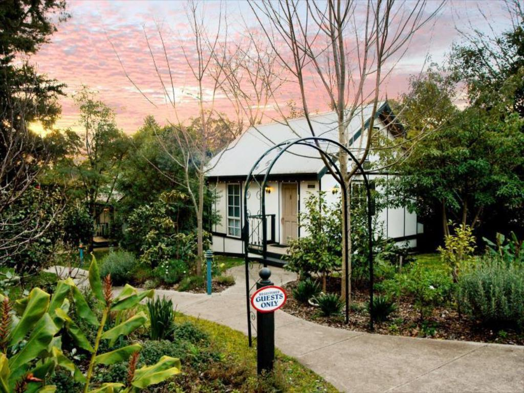 More about Olinda Country Cottages
