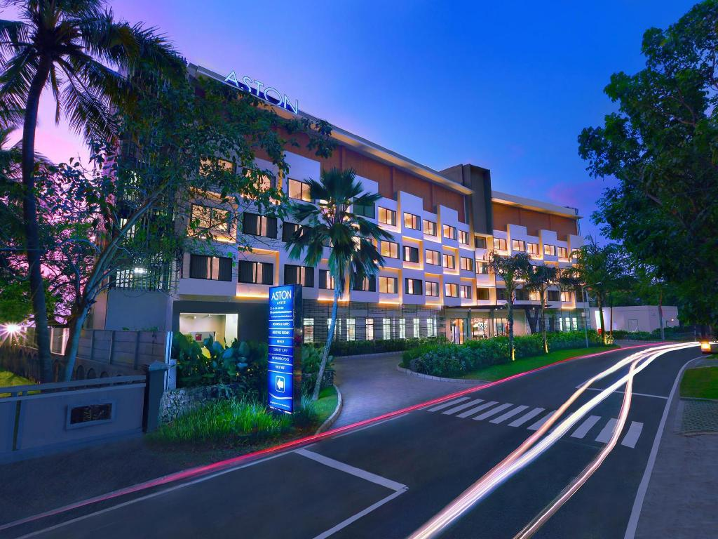 More about Aston Anyer Beach Hotel