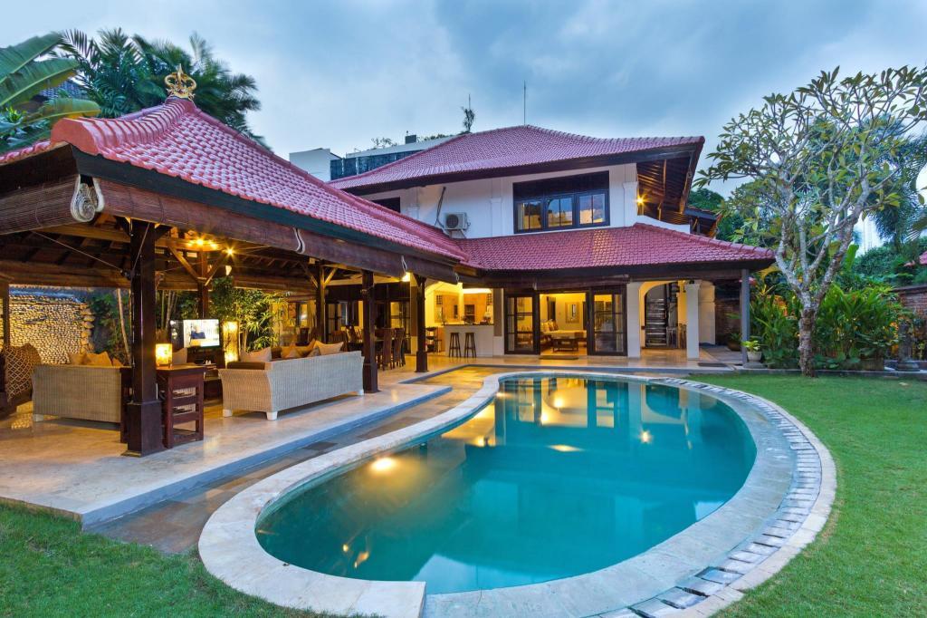 Das Adelle Villas Seminyak Bali 48 Bedroom Villas In Bali Buchen Awesome 3 Bedroom Villa In Seminyak