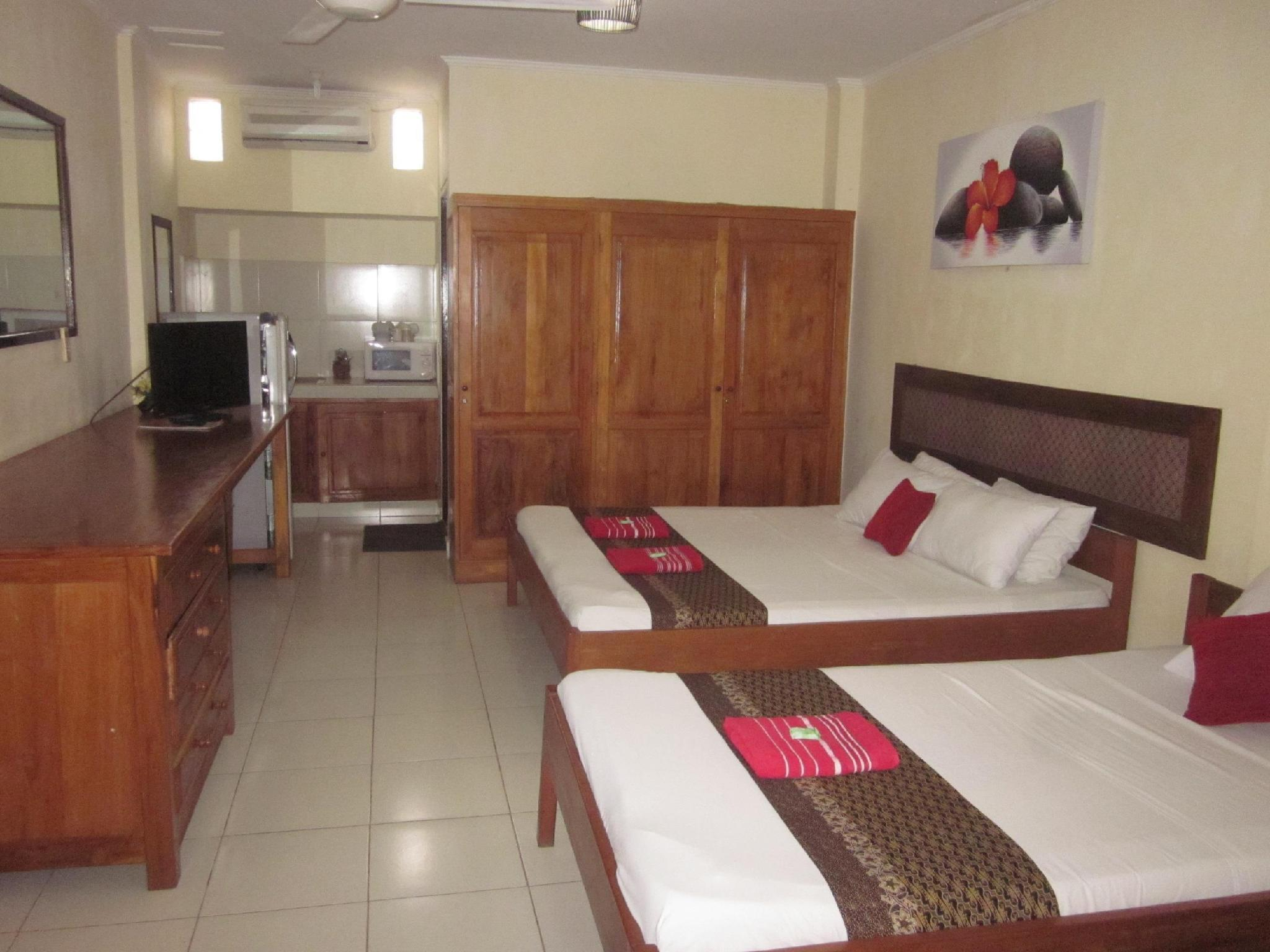 First Floor Family/Double Room