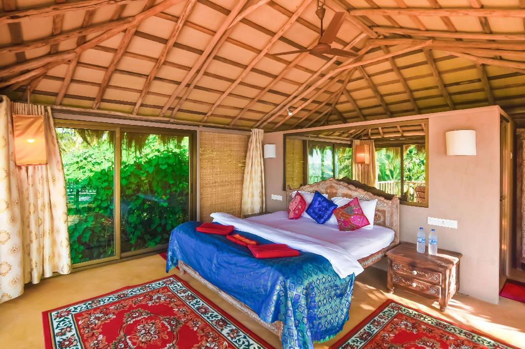Dwarka Boutique Beach Resort In Goa