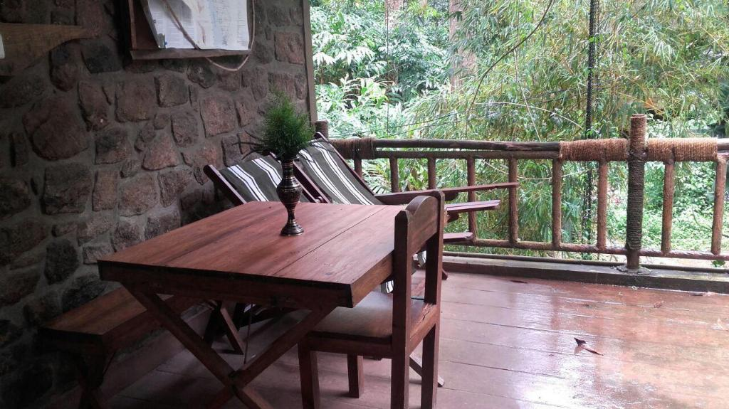 Lobby Greenspaces Munnar Cottage