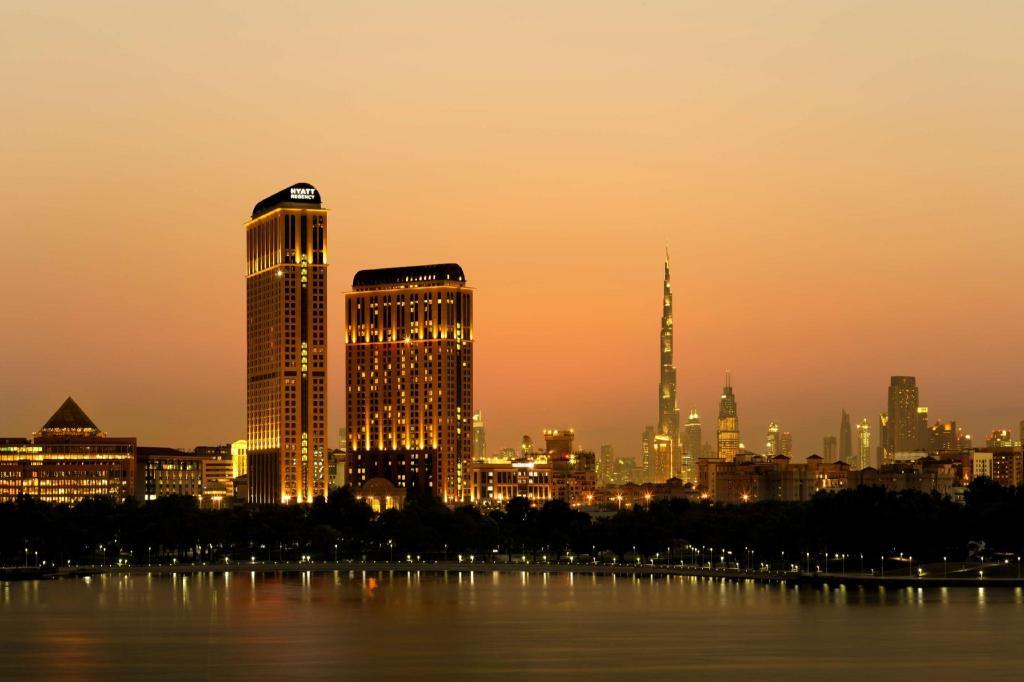 So Pleasant It Is To Have Money Heigh >> Best Price On Hyatt Regency Dubai Creek Heights In Dubai Reviews