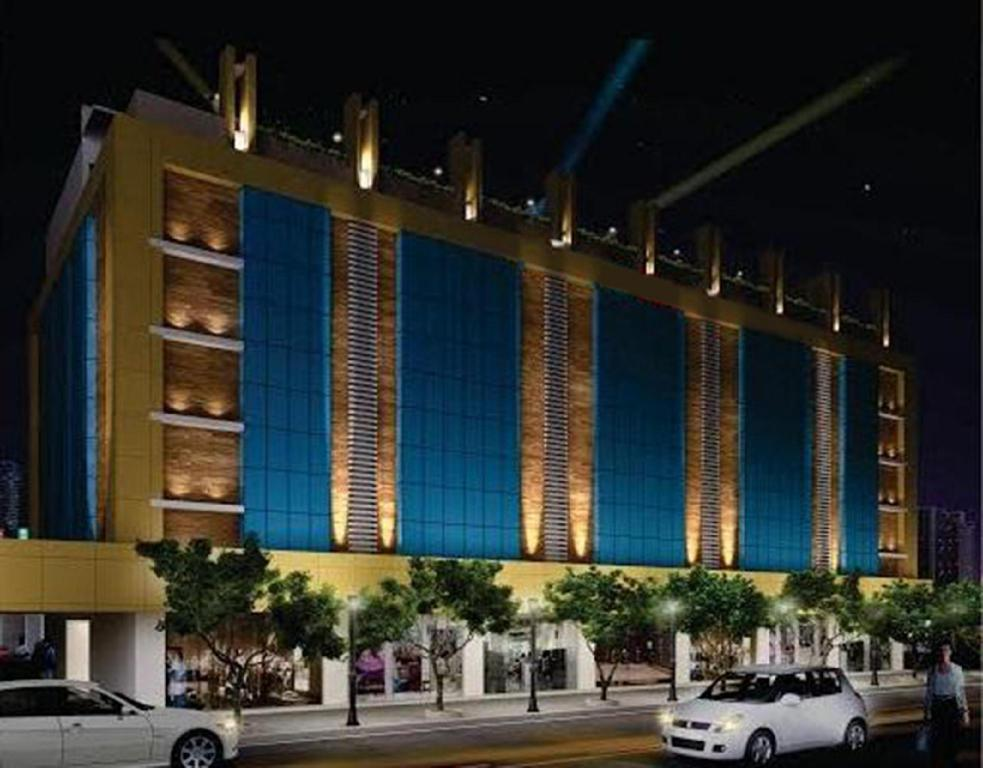 Exterior view Citrus Hotel Indore