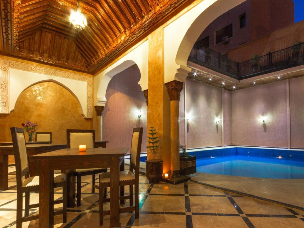 More about Riad Marrakech House