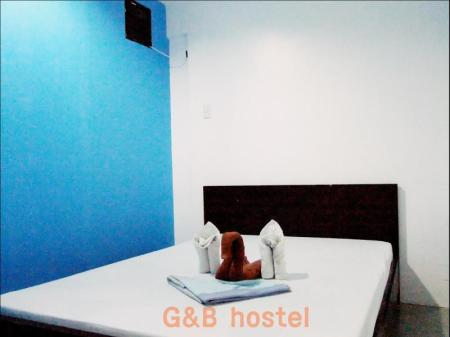Interior view G&B Hostel