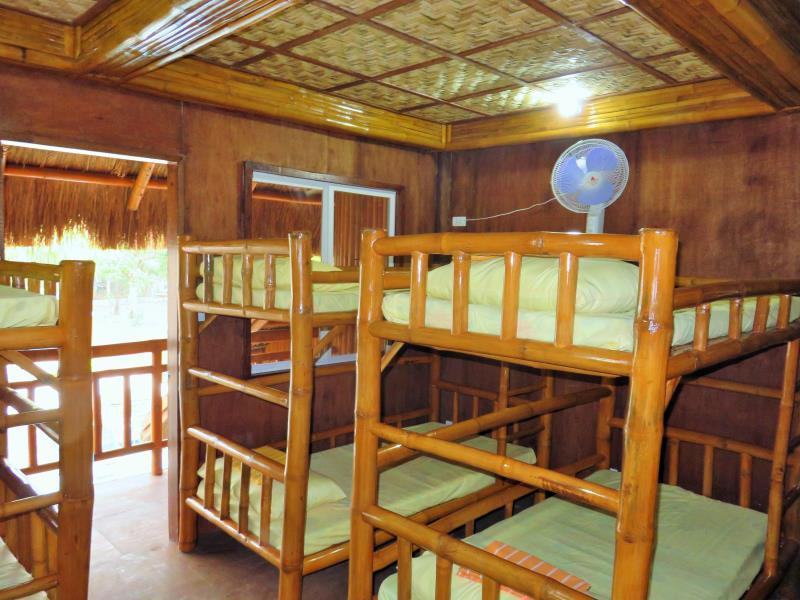 1 Bed in 6 Bedded Mixed Dormitory