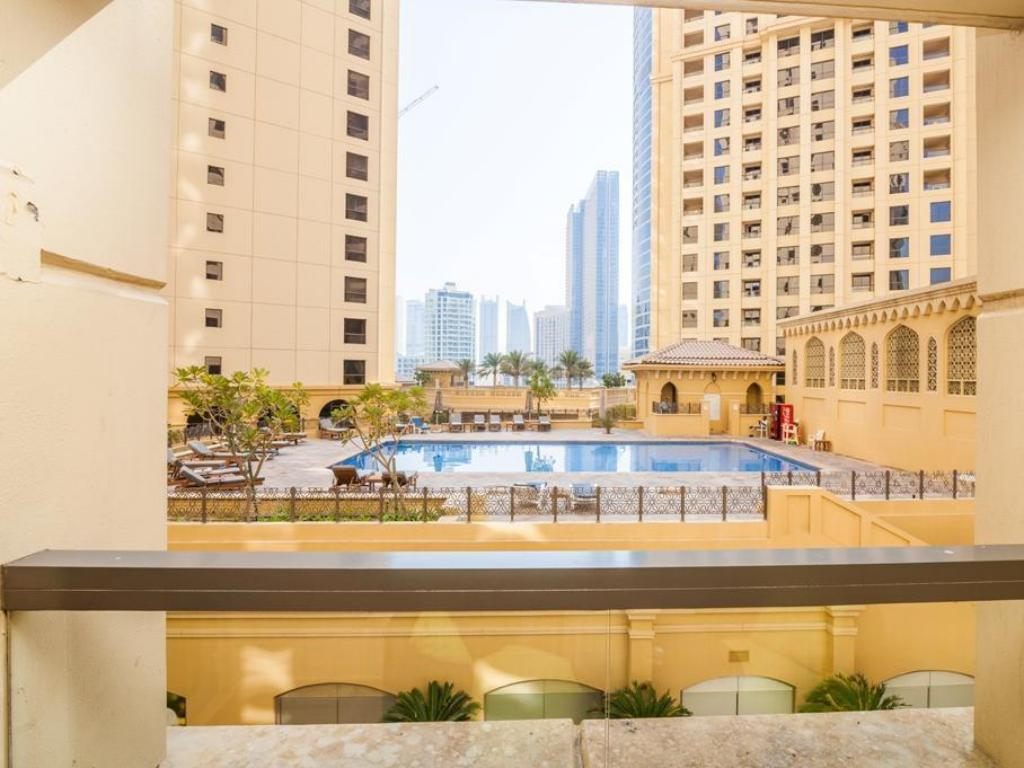 Basen Vacation Bay - Sadaf 4 JBR Apartment
