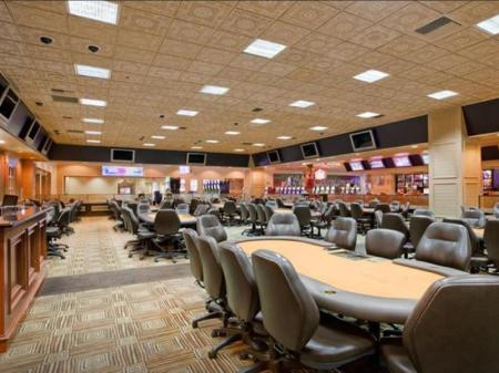 Interior view Orleans Hotel and Casino