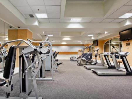 Fitness center Orleans Hotel and Casino
