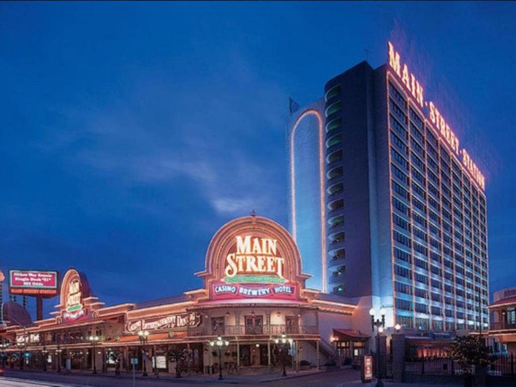Main Street Station Casino Brewery Hotel Resort (Las Vegas (NV