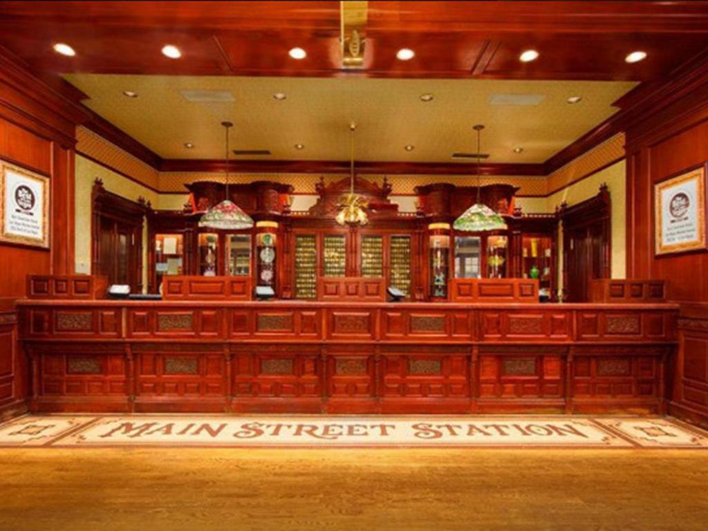 Stupendous Main Street Station Casino Brewery Hotel Resort Las Vegas Interior Design Ideas Gentotthenellocom