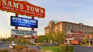 Sams Town Hotel And Hall