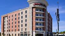 Hampton Inn Cedar Falls Downtown, IA