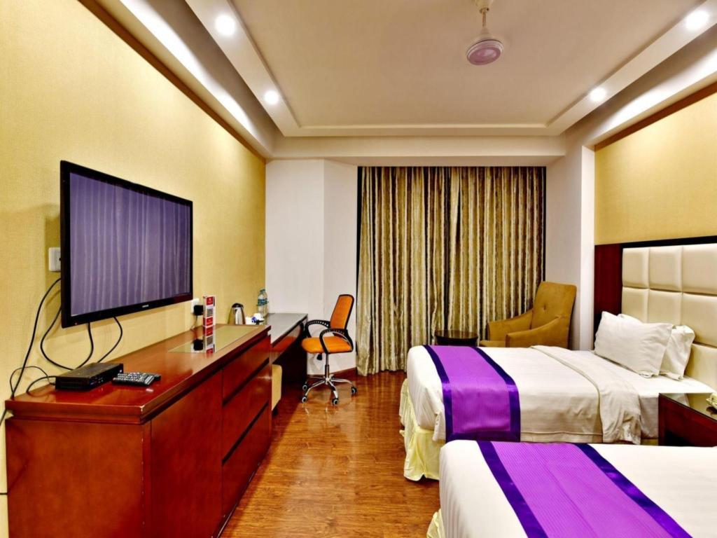 Hotel Sewa Grand Pitampura In New Delhi