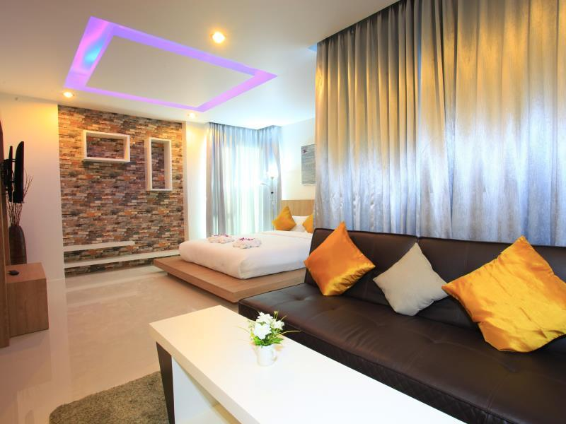 @Buasri by Ohm Residence , Patong, Phuket - Room Deals