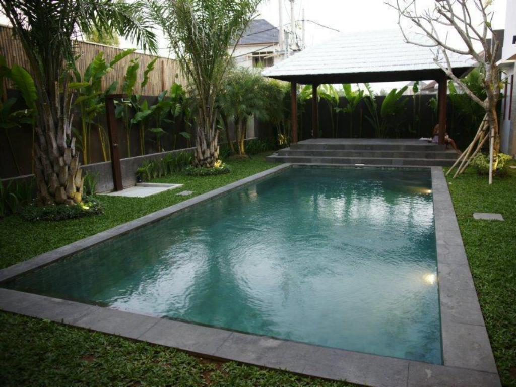 Schwimmbad Bali Bliss Residence