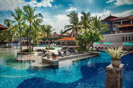 Swimming pool [outdoor] Hard Rock Hotel Bali