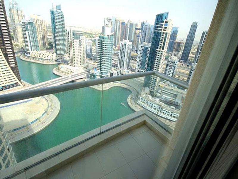 Dubai Apartments Fairfield Tower Dubai Marina