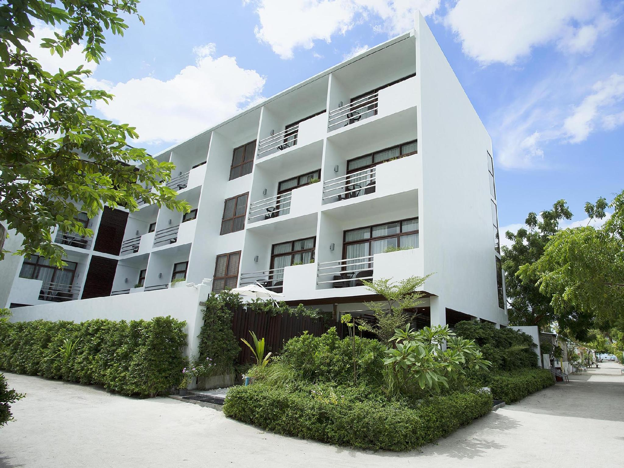 Hotel Plumeria Boutique Guest House 3 , Maldives overview, special features and reviews