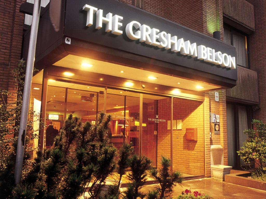 More about Gresham Belson Hotel Brussels