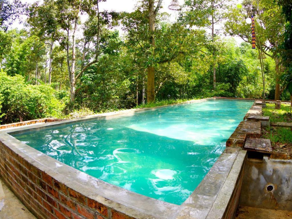 Best price on the plantation eco resort in bentong reviews for Environmentally sustainable swimming pools