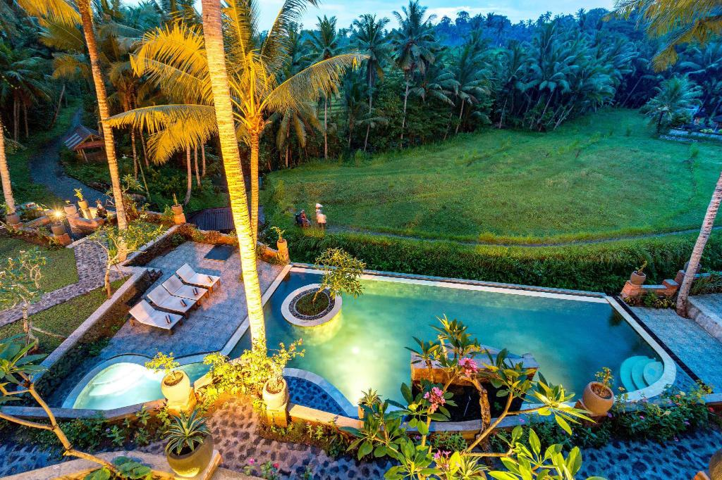 Umasari Rice Terrace Villa in Bali - Room Deals, Photos