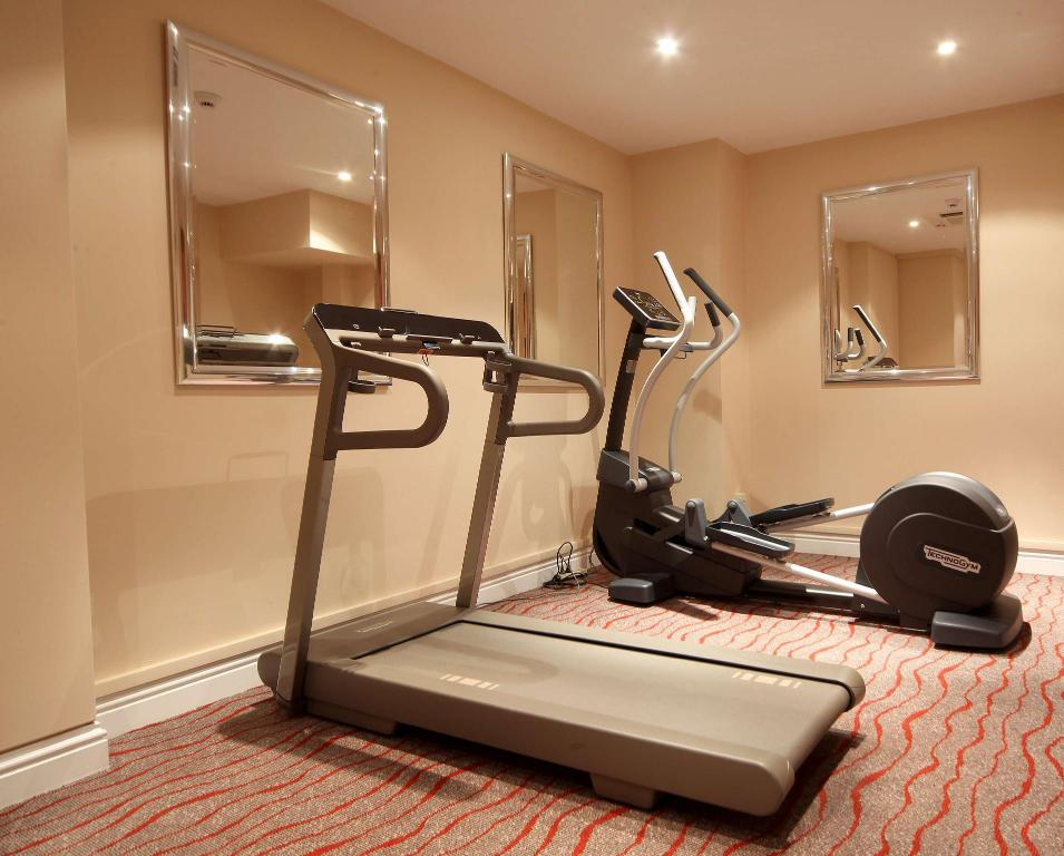 Fitness center Gresham Belson Hotel Brussels