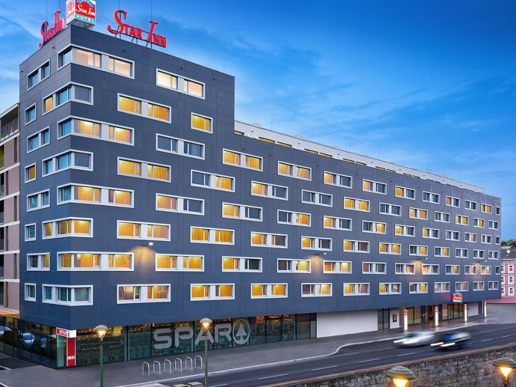 Star Inn Hotel Wien Schonbrunn By Comfort Osterreich Ab 68