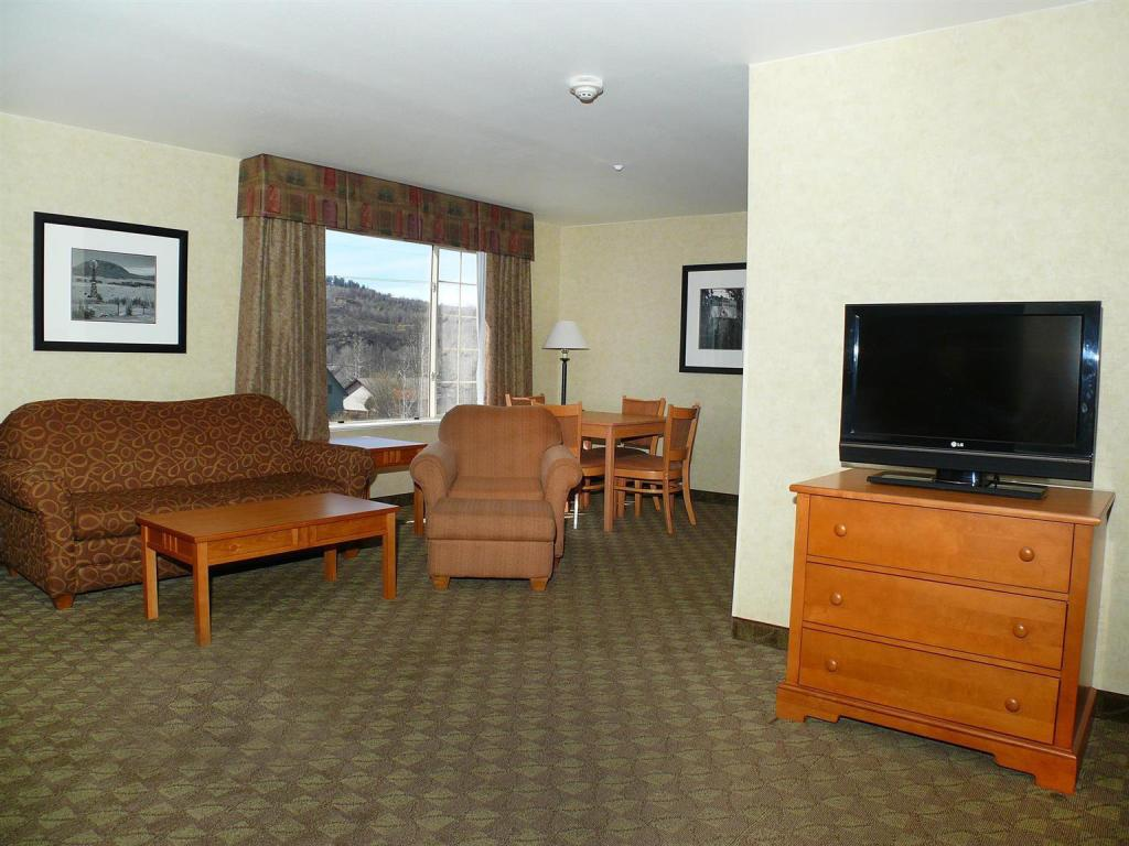 עיצוב הפנים Hampton Inn and Suites Steamboat Springs