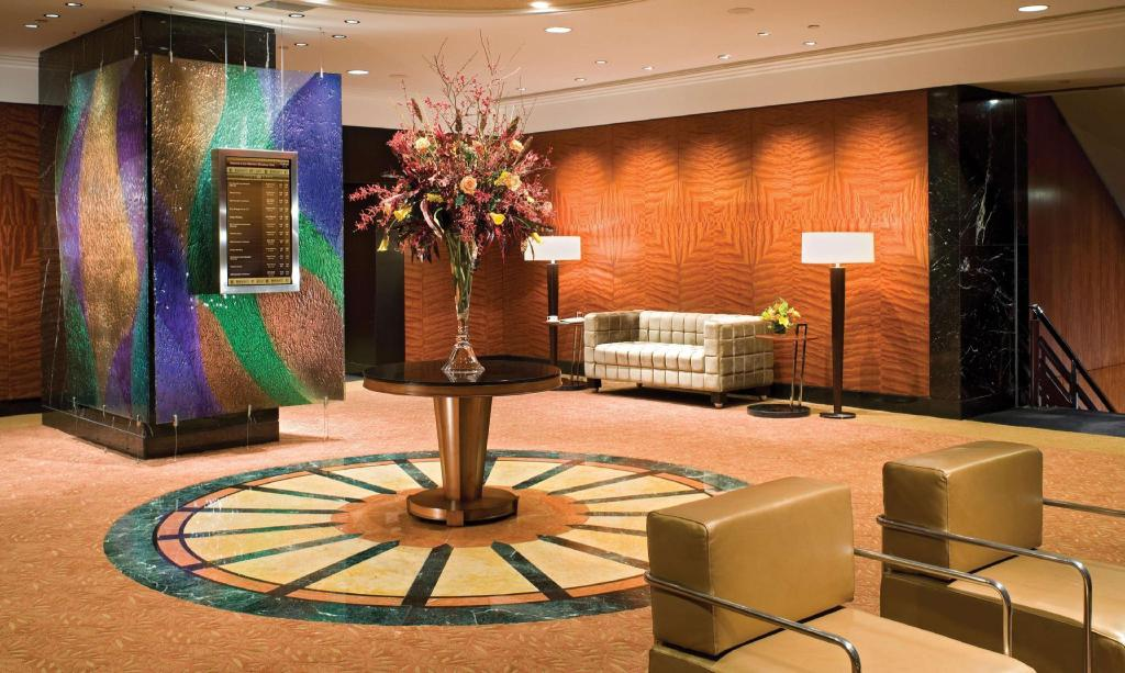 Lobby Millennium Times Square New York