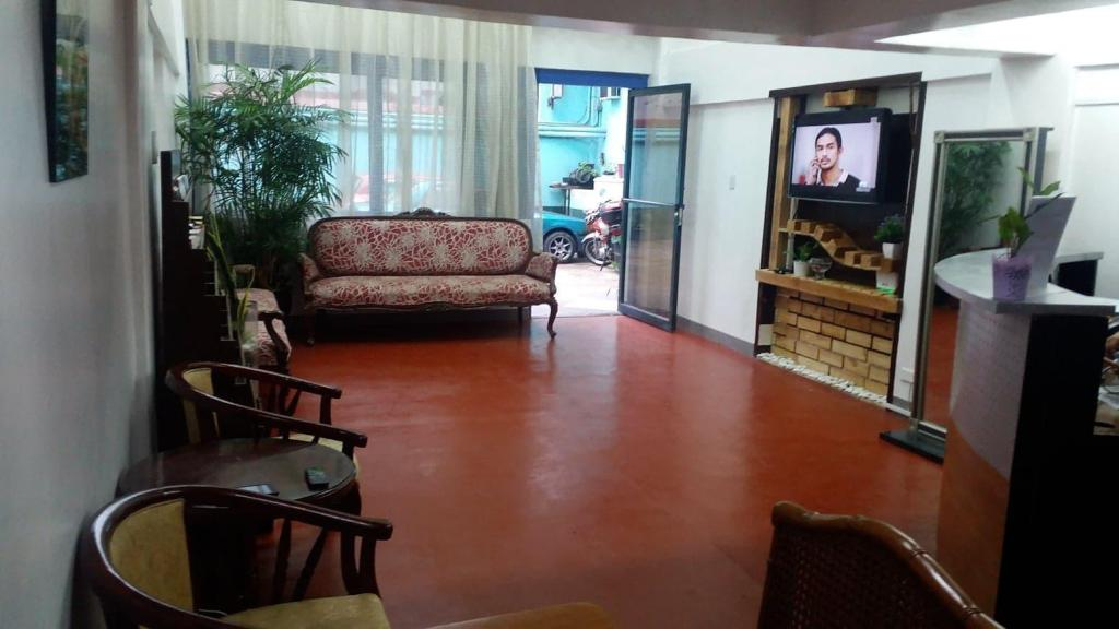 Lobby Airportravelodge Manila